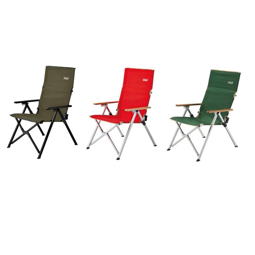 เก้าอี้ปรับระดับ Coleman Lay Chair