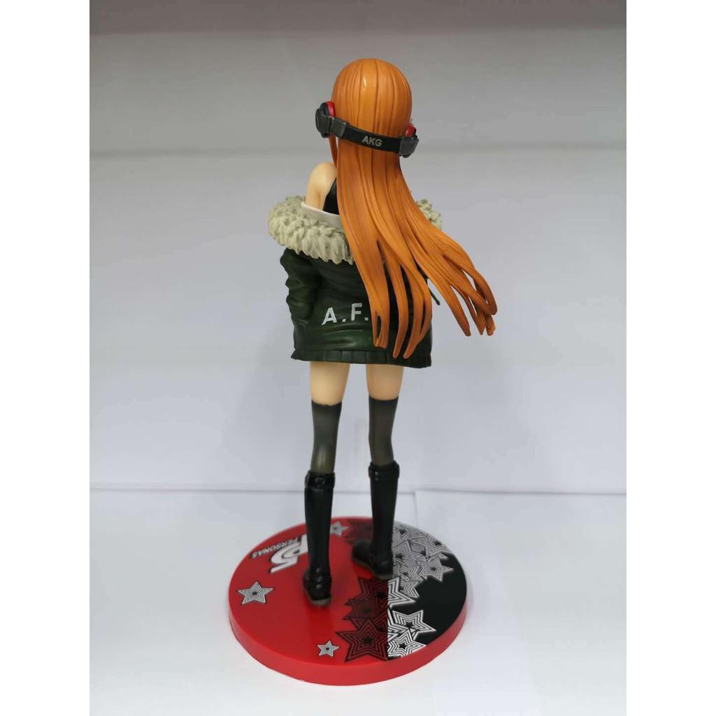 Persona 5 Futaba Sakura 1//7 Scale PVC Figure Toy Gift 21cm In Box