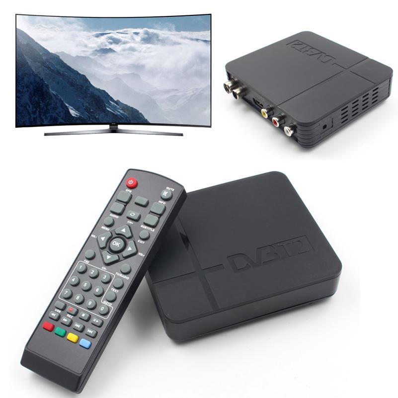 Review Hd Digital Receiver Smart Tv Box Dvb-T2/s2 Combo Hd