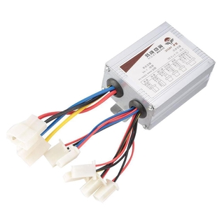 12V/24V / 36V / 48V 500W CC Box for Electric Bike Scooter Brushed Motor Controller for Electric Bikes E-bike Accessory 8