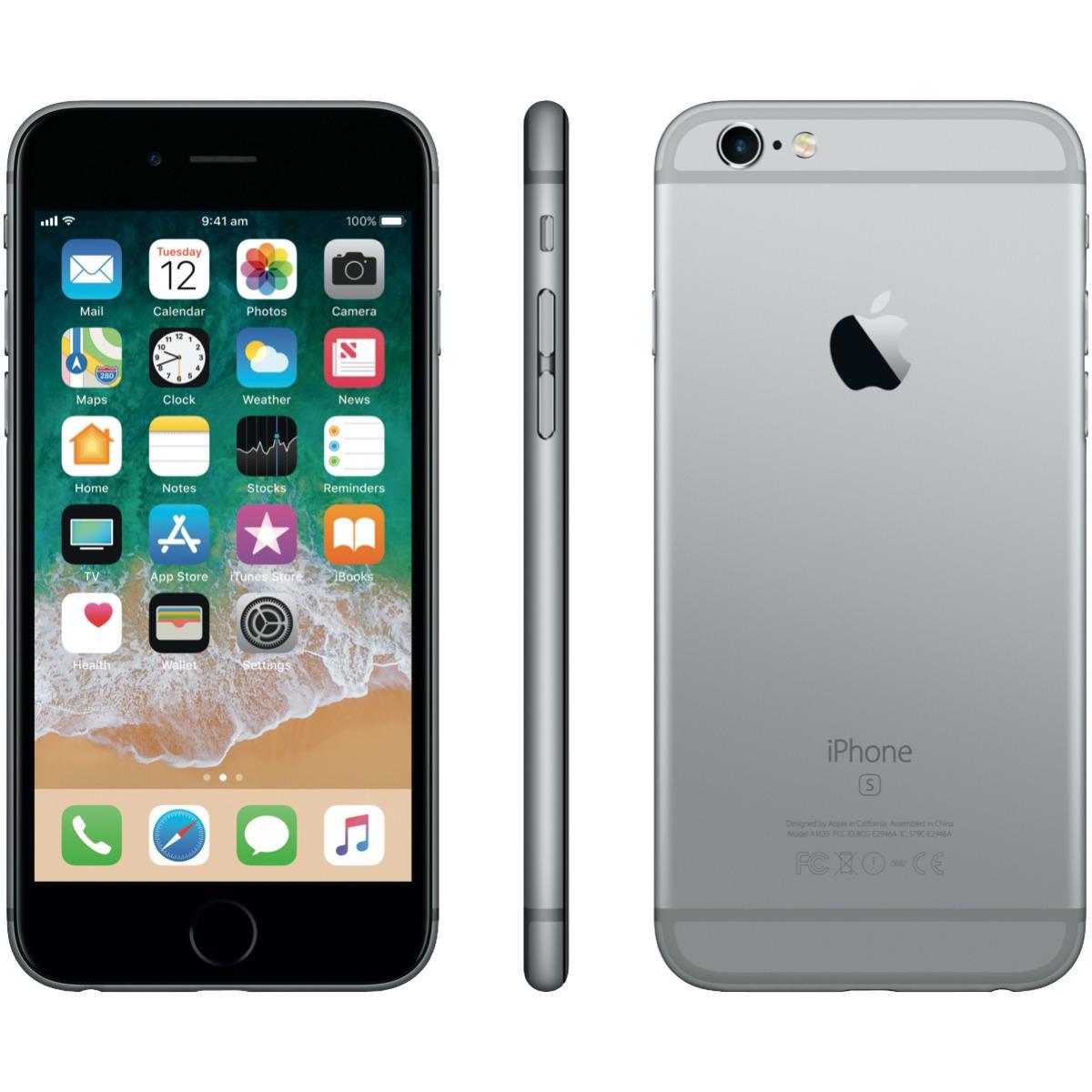 ไอโฟน 6 พลัส(เครื่องนอกแท้) ประกัน 1 ปี