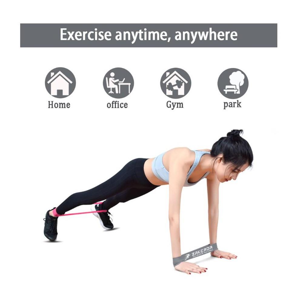 ✔️เตรียมการจัดส่ง✔️ยางยืดออกกำลังกาย ยางยืดออกกำลังกาย 1 กล่อง มี 5เส้น 5 แรงต้าน ลดไขมันส่วนเกิน กระชับสัดส่วน รุ่น ST0