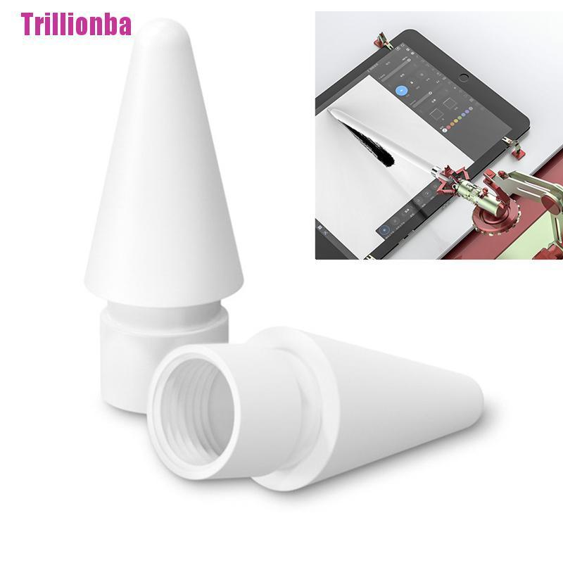 ( Trillionba ) อะไหล่เปลี่ยนสําหรับ Apple Pencil 1 St 2nd Generation Tip