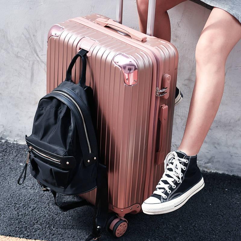 กระเป๋ารถเข็นหญิงกระเป๋าเดินทางล้อสากลชายกระเป๋าเดินทางรหัสผ่านกระเป๋า 20 นิ้ว 22 นิ้ว 24 นิ้ว 26 นิ้ว 28