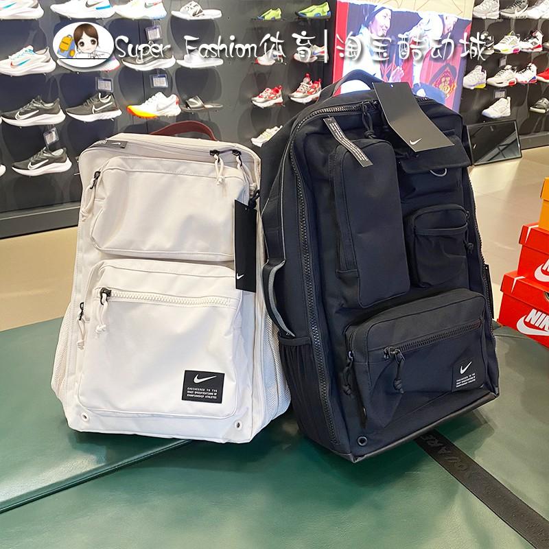 マㇼกระเป๋าเดินป่ากระเป๋าเดินป่ากระเป๋าเดินทางกระเป๋าเป้กระเป๋าเป้ปีนเขาNIKE กระเป๋านักเรียนไนกี้ MAX AIR เดินทางกลางแจ้งพ