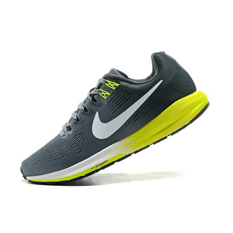 US $62.58 58% OFF|NIKE Air Zoom Pegasus 35 Running Shoes Outdoor Sneakers Classic Black for Men 942851 002 40 45 in Running Shoes from Sports &