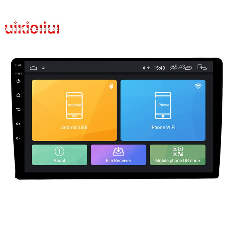 9 Inch Android 8 1 Car GPS Multimedia Universal Navigation Head Unit For  Any Car Models With Slim Ba