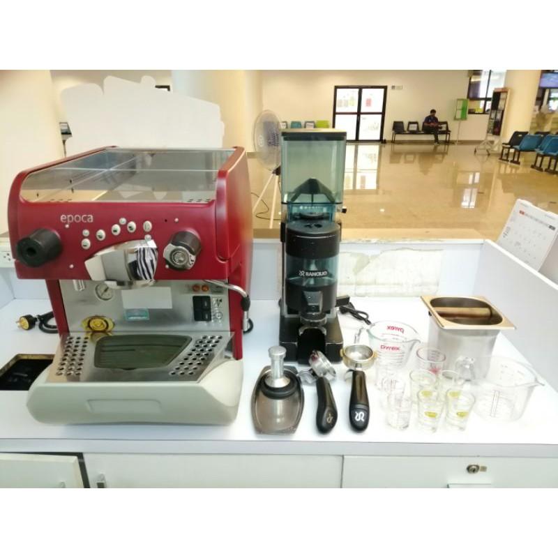 Rancilio เครื่องทำกาแฟ มือสอง