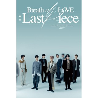 [Pre-Order] GOT7 4th Album Breath of Love Last Piece