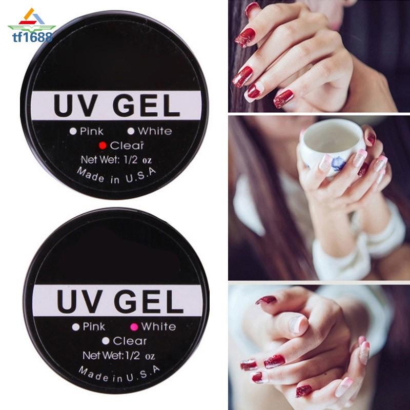 Extend UV Nail Extension Gel Builder Art Non-toxic Fashion Makeup for Women