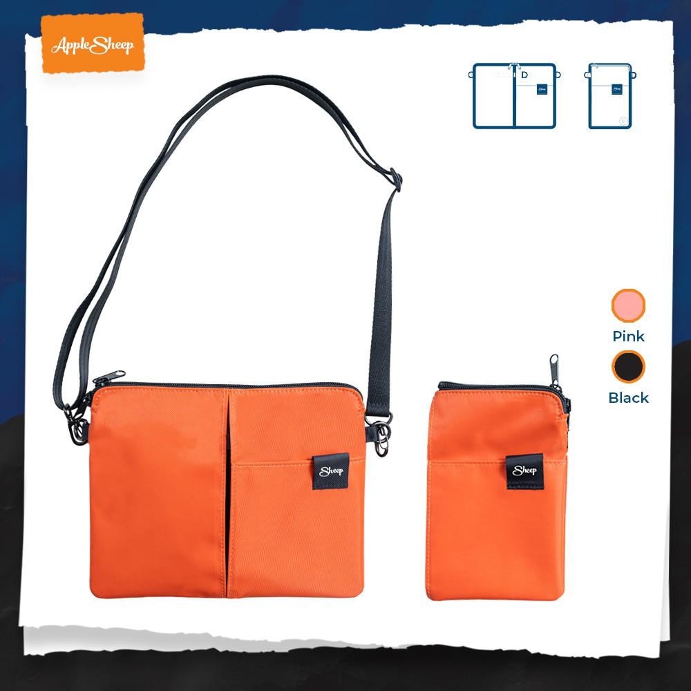 กระเป๋าสะพายสำรับมือถือไอโฟน For iPhone / Samsung โดย AppleSheep