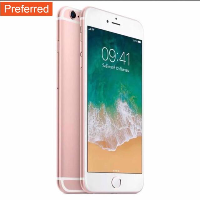 [ มือสอง ]Apple(แอปเปิ้ล)iPhone 6s plus 16/64G  100%แท้  ไอโฟน 6sp  โทรศัพท์มือถือมือสอง iPhone 6s plus