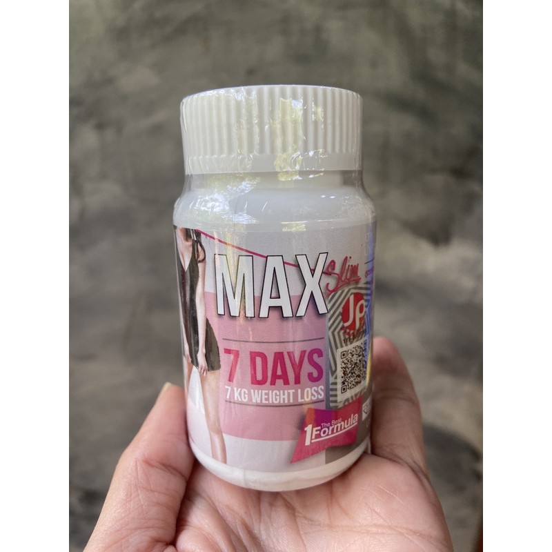 max slimming 7 zile)