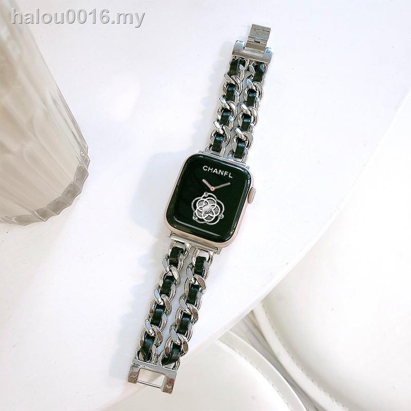 สายนาฬิกาข้อมือสแตนเลส Applewatch 65 Generation Se Iwatch