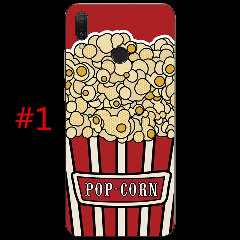 Image # 1 of Review เคส Popcorn Soft TPU Case Asus ZenFone Max Pro M1 ZB601KL/ZB602KL/ZB570TL/ZB501KL