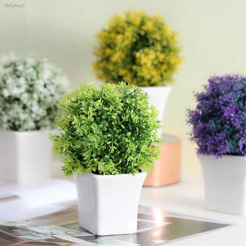 การจำลองพันธุ์ไม้อวบน้ำ✠□❃สไตล์พระเด็กน้ำตาจำลองพืชตกแต่งกระถางห้องนั่งเล่นตกแต่งดอกไม้ปลอม succulent บอนไซขนาดเล็กนอร์ด