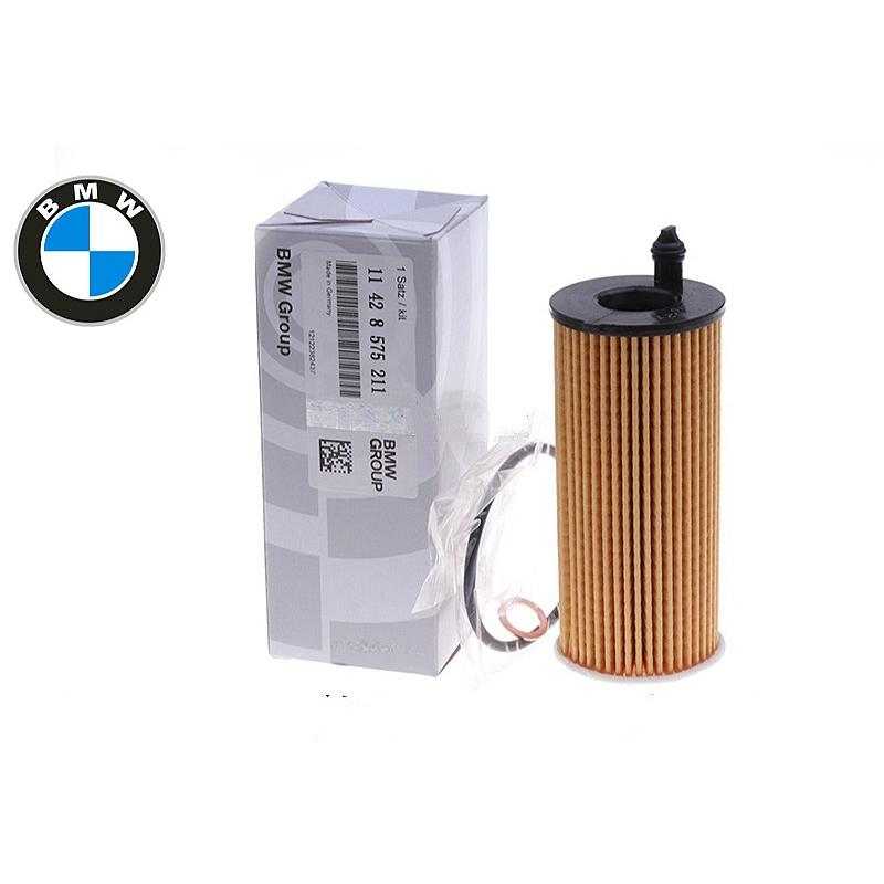 GENUINE BMW Série 4 F32 Filtre à huile 11428575211