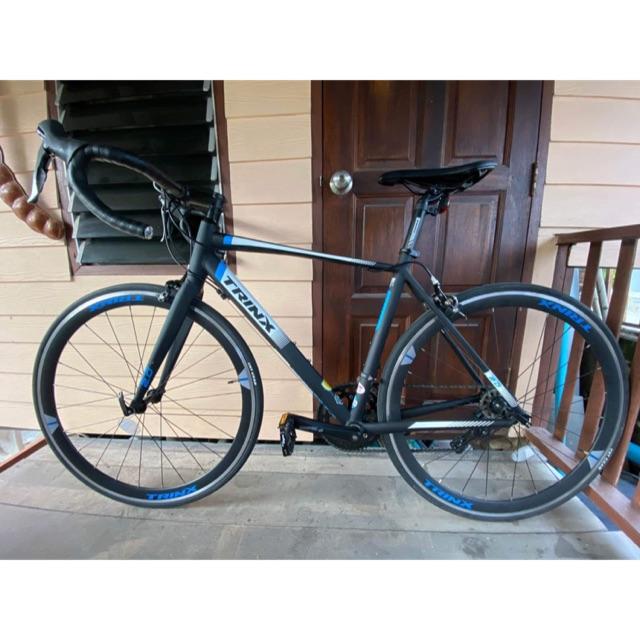 จักรยานเสือหมอบ Trinx climber2.0 16sp