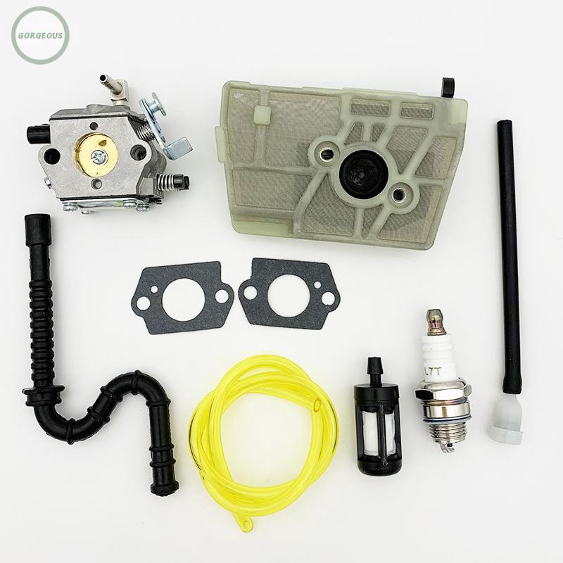 คาร์บูเรเตอร์ 028 Av Super สําหรับ Walbro Wt - 16 B For Luftfilter 1118 อุปกรณ์เสริมสําหรับ Tillotson Hu - 40 D Set Stihl 028