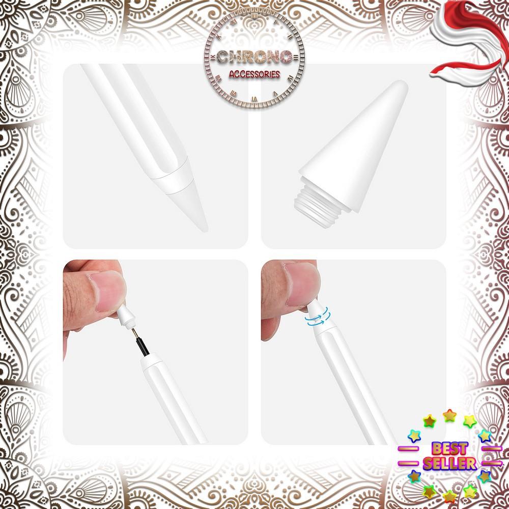 Tip อะไหล่เปลี่ยนหัวปากกาสไตลัสสําหรับ Apple Pencil 10th Gen Nib