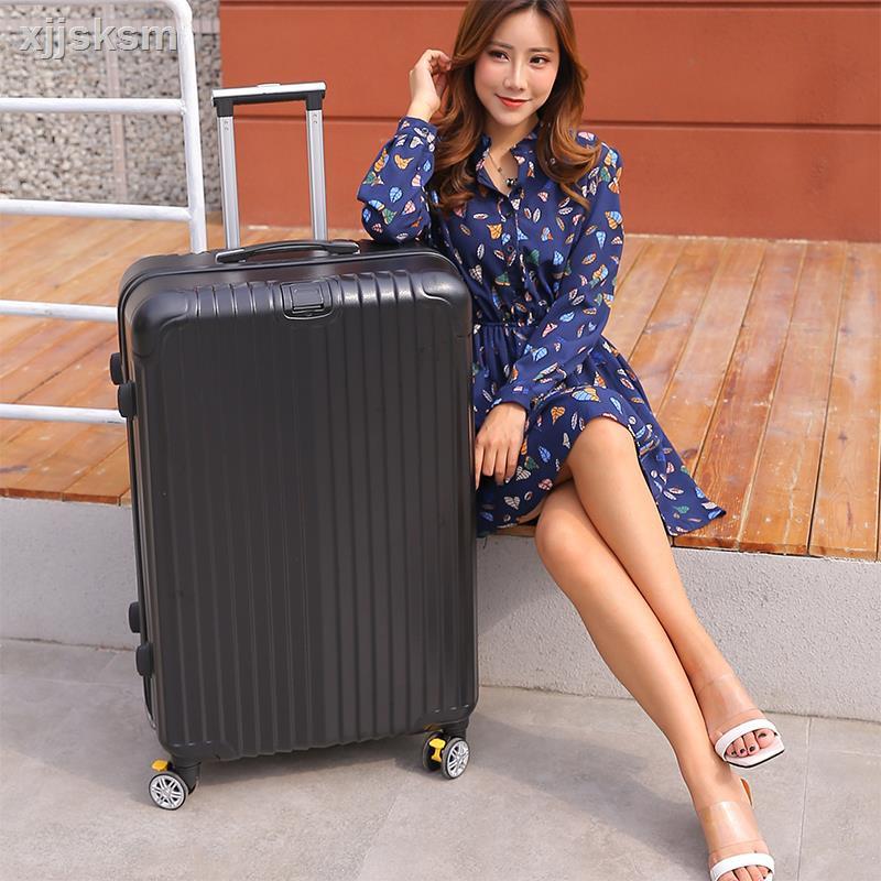 กระเป๋าเดินทางความจุขนาดใหญ่ 34 นิ้ว 32