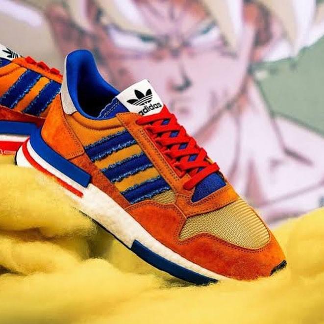 พร้อมส่ง Adidas X Dragonball Z