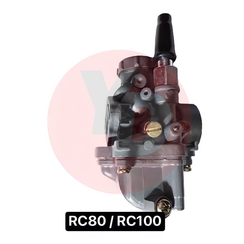 🔥💖🌟◐คาร์บู เดิม SUZUKI RC80 , RC100 Y100 MATE100 BELLE R