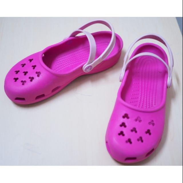 รองเท้า Crocs Sz 9 มือสองของแท้