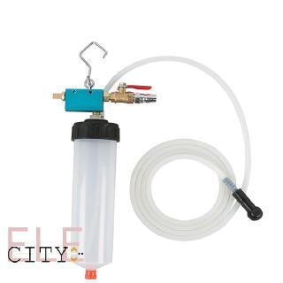 Oil Kit Lengthen Pipe Pneumatic Car Brake Fluid Bleeder Bleeding Tool Accessory