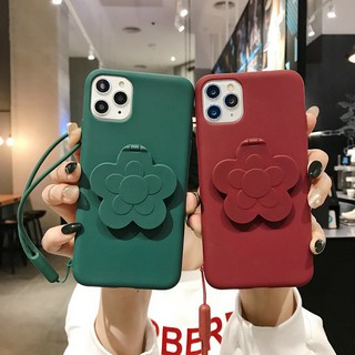 Review OPPO A53 A12 A31 A91 A5 A9 2020 F11 Pro A5s A7 A3s A57 F9 F7 A39 F1s F5 A83 A71 A1K Mirror + Hand Strap Candy Color Soft TPU Case DIY