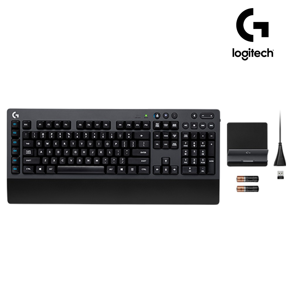 Discount Logitech G613 MECHANICAL GAMING KEYBOARD ราคาถูกที่สุด