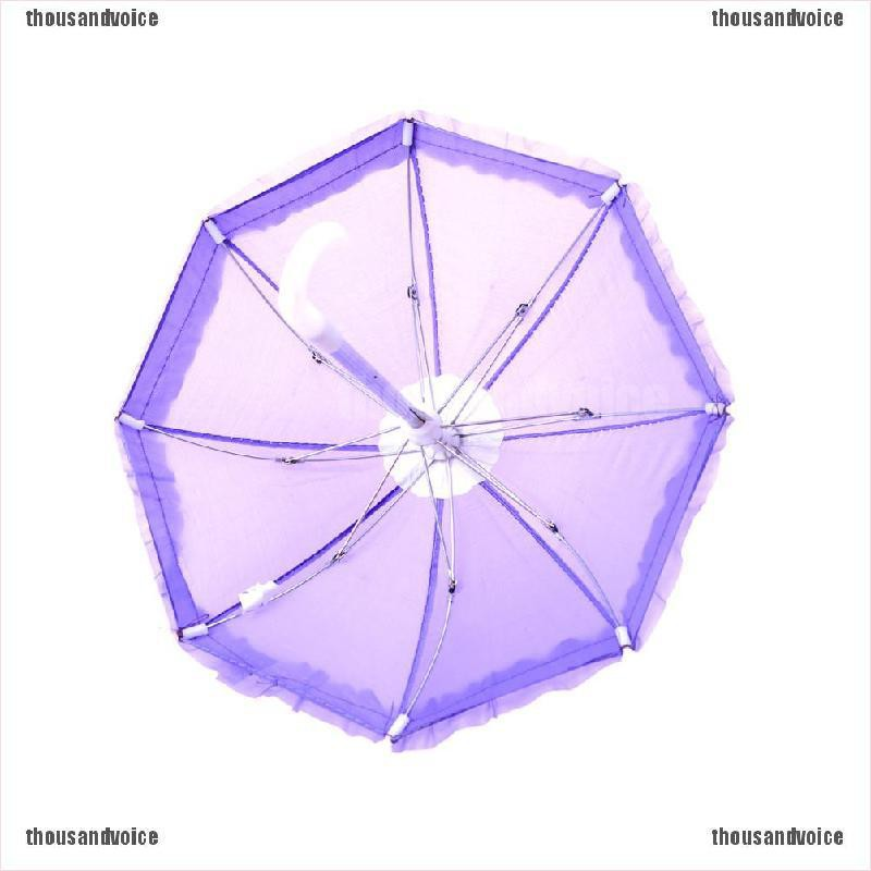 BJD Doll Accessories Umbrella for 16 18 Inch Doll Toys Girls Christmas Gift