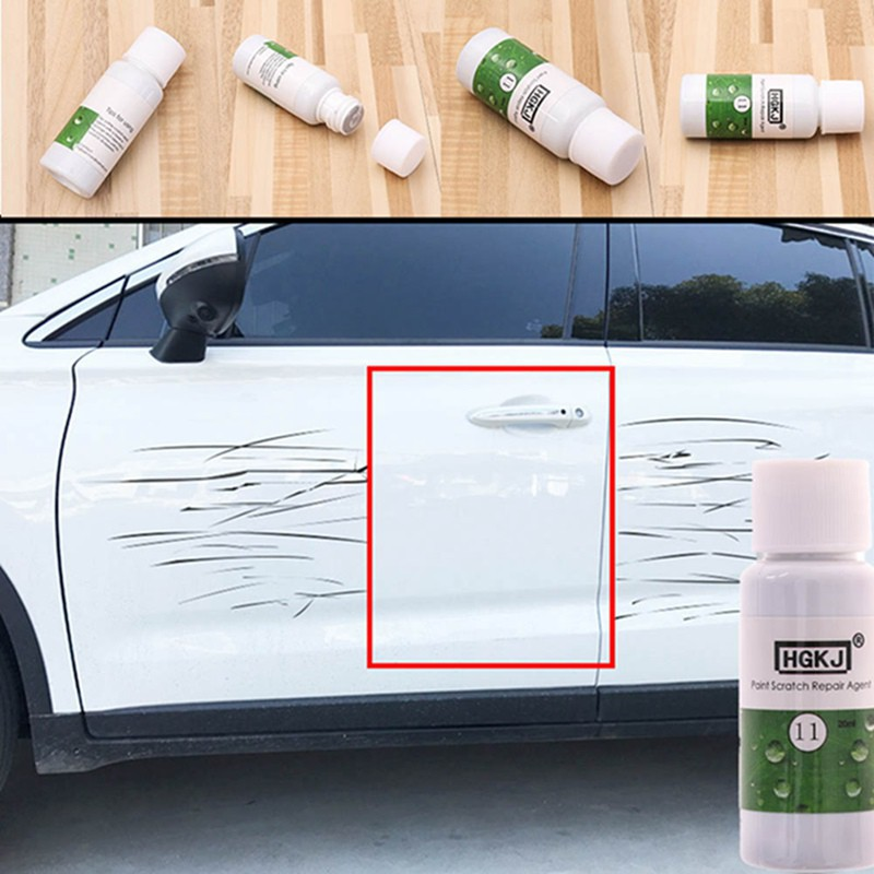 Paint Care Steady 20ml Car Dent Paint Scratch Repair Agent Polishing Wax Sale Price Car Wash & Maintenance