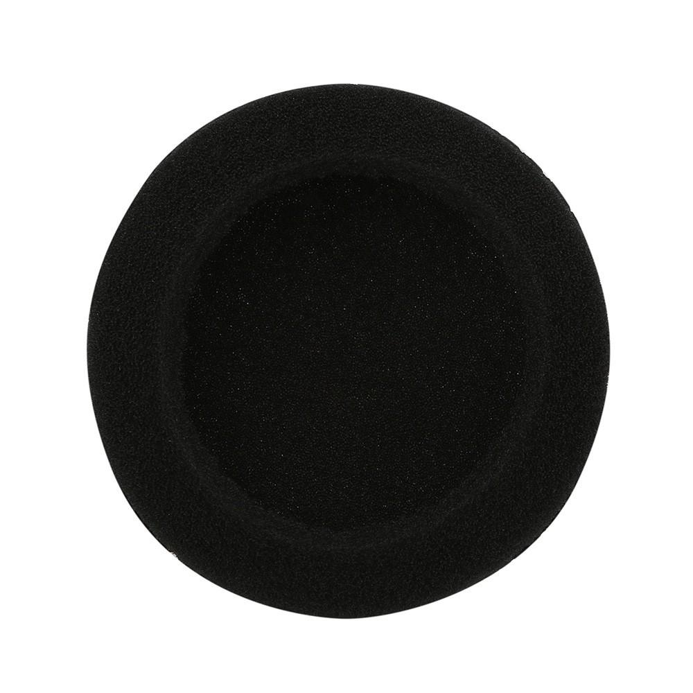 "10 pcs 60mm foam pads ear pad sponge earpads headphone cover for headset 2.35/"""
