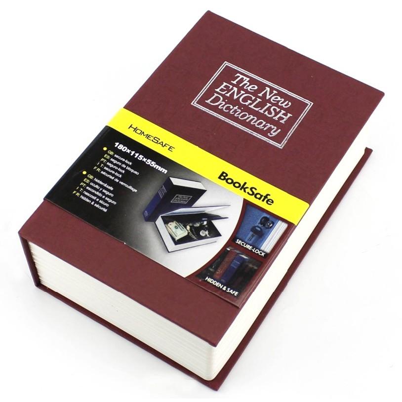 Book Safe อุปกรณ์ล็อคกุญแจเพื่อความปลอดภัย