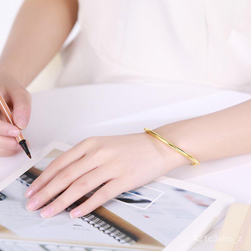 สร้อยข้อมือทองเครื่องประดับเอเซอร์ไทด์ วลีรหัสผ่าน สร้อยข้อมือทองสร้อยข้อมือทองรุ่นหญิงทองสร้อยข้อมือทอง การกำหนดราคา H
