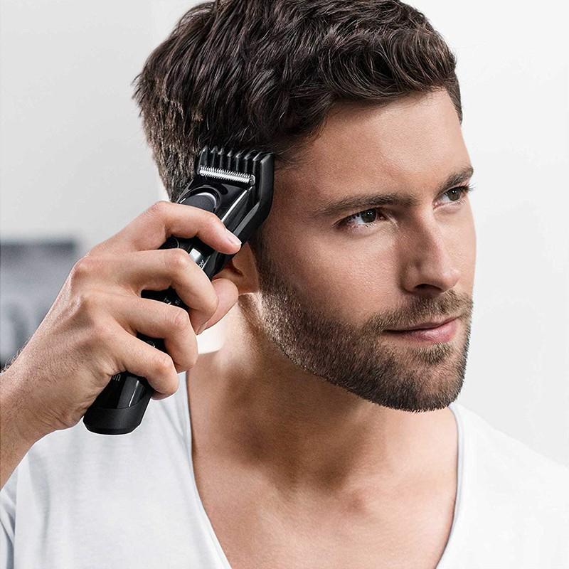 ⚡⅓ปัตตาเลี่ยนตัดผมเด็กปัตตาเลี่ยนไร้สายปัตตาเลี่ยนผมปัตตาเลี่ยนตัดผม Braun เยอรมันปัตตาเลี่ยนไฟฟ้า HC5050 / 5090 ผู้ใหญ่