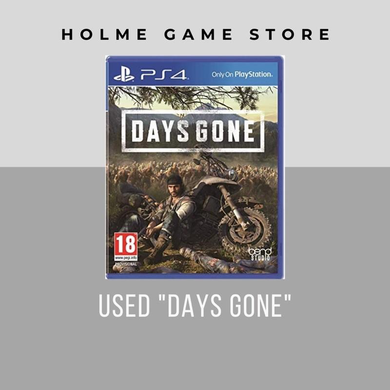 (มือสอง) Days Gone PS4 Playstation4 Used game แผ่นเกมส์มือสอง