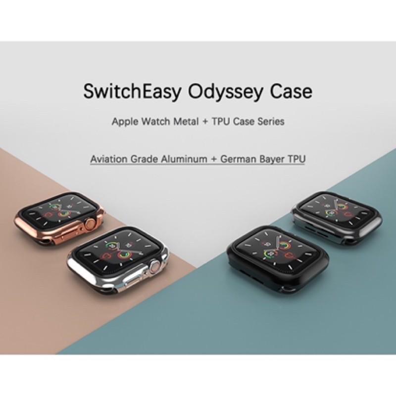 Switch Easy Odyssey Case For Apple Watch 40MM/44MM Series 4-5 เคสกันกระแทกของแท้ งานนำเข้า