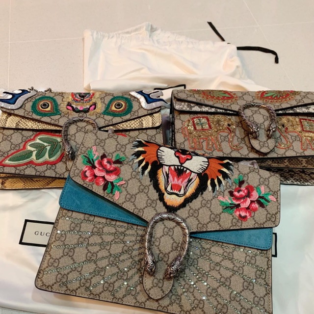 New Gucci Dionysus limited
