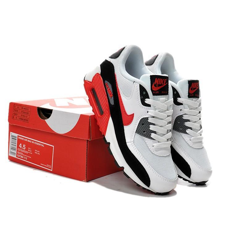 Find Price รองเท้าผ้าใบ NIKE air max90 รองเท้าวิ่ง แฟชั่น