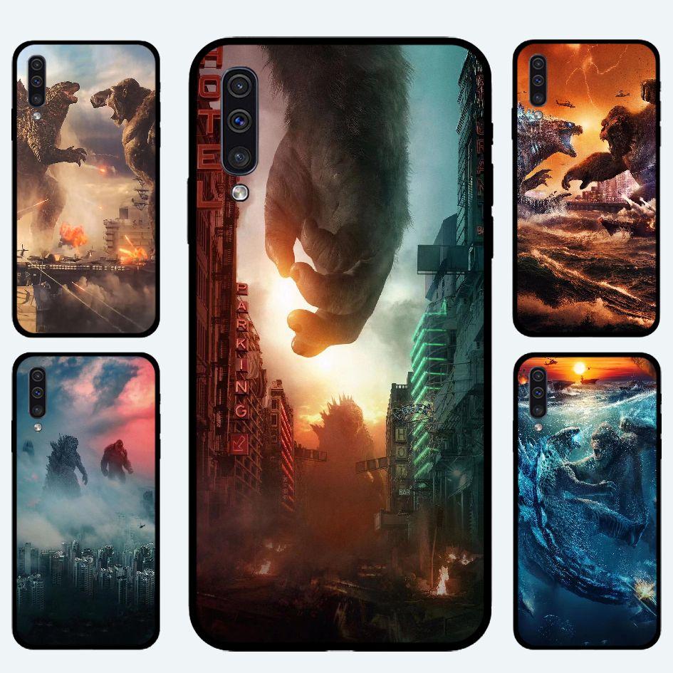 SAMSUNG M30 A8S A9s/A9StaePro/A9Star/A9 2018 A8 Star/A8 Plus A6 plus 2018/A8 2018/A5 2018 King Kong vs. Godzilla Godzilla vs Kong  Casing soft case