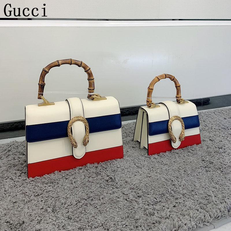 New Gucci ชุด dionysus Bacchus มีด้ามจับไม้ไผ่