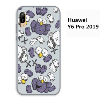 Review Huawei Y7 Pro 2019 Y6 Pro 2019 Nova 2 Lite Y9 2019 Y9 2018 Y7 Prime 2018 Elmo Cookie XX Kaws Toy Case