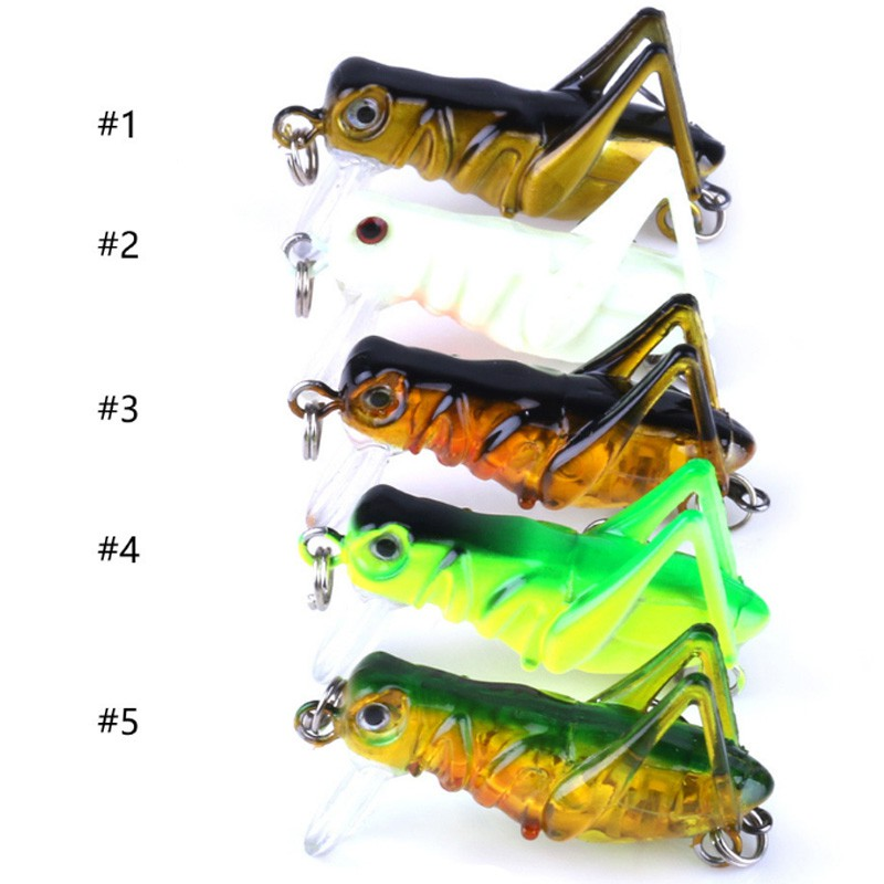 Fishing Tool Bionic Bait Artificial Fish Bait Fishing Lure Insect Lures