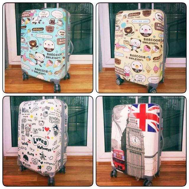 กระเป๋าเดินทาง ขนาด 24นิ้ว