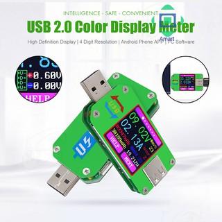 Shiwaki 3 en 1 Thermom/ètre Num/érique Voltm/ètre /& Chargeur USB 12//24V 5V 2.1A