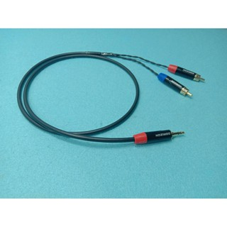 สาย Mini 3.5 to RCA Canare L-4E5AT (MADE IN JAPAN)