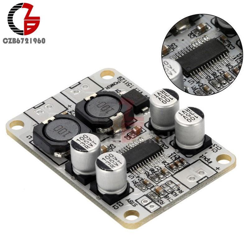 Hot Deal TPA3110 Digital Audio amplifier board Mini amplifiers PBTL