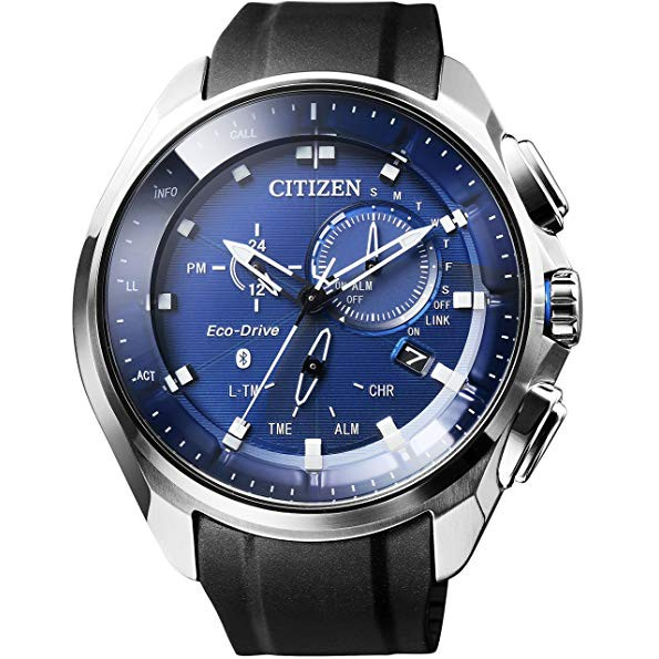 Citizen Eco-Drive BZ1020-22L Bluetooth Men's Watch-made in Japan